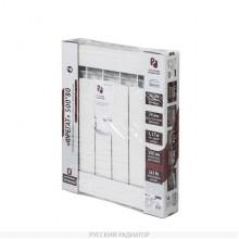 Алюминиевый радиатор ФРЕГАТ RRF500*80AL (Русский Радиатор)