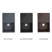 NEW! Новые ультрасовременные цвета ULGRAN: Антрацит, Ультра-черный и Шоколад